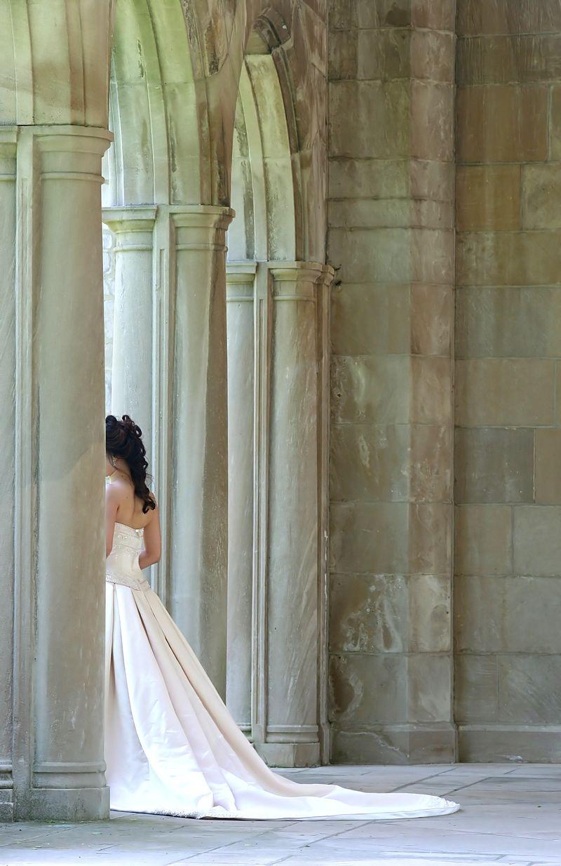 Bride victorious bride